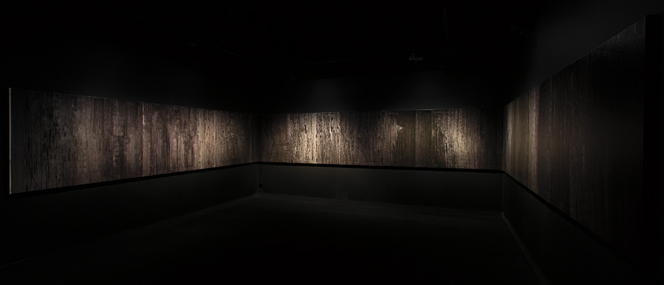 score for a mineral landscape (installation view 3)