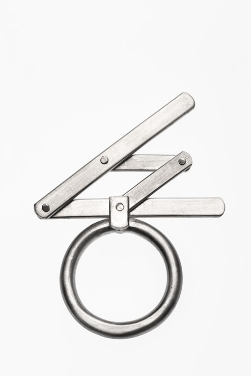 Folding Square ring - mid action