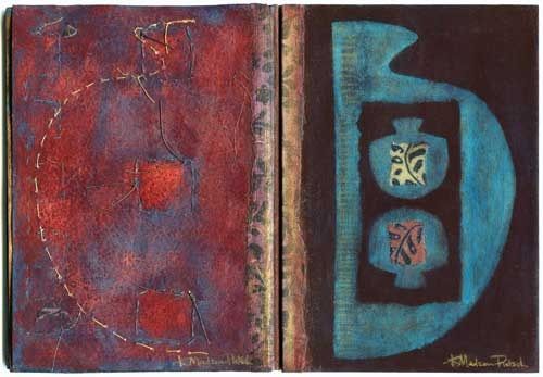 Synthesis (Artist Book p5&6)