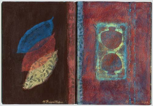 Synthesis (Artist Book p1&2)