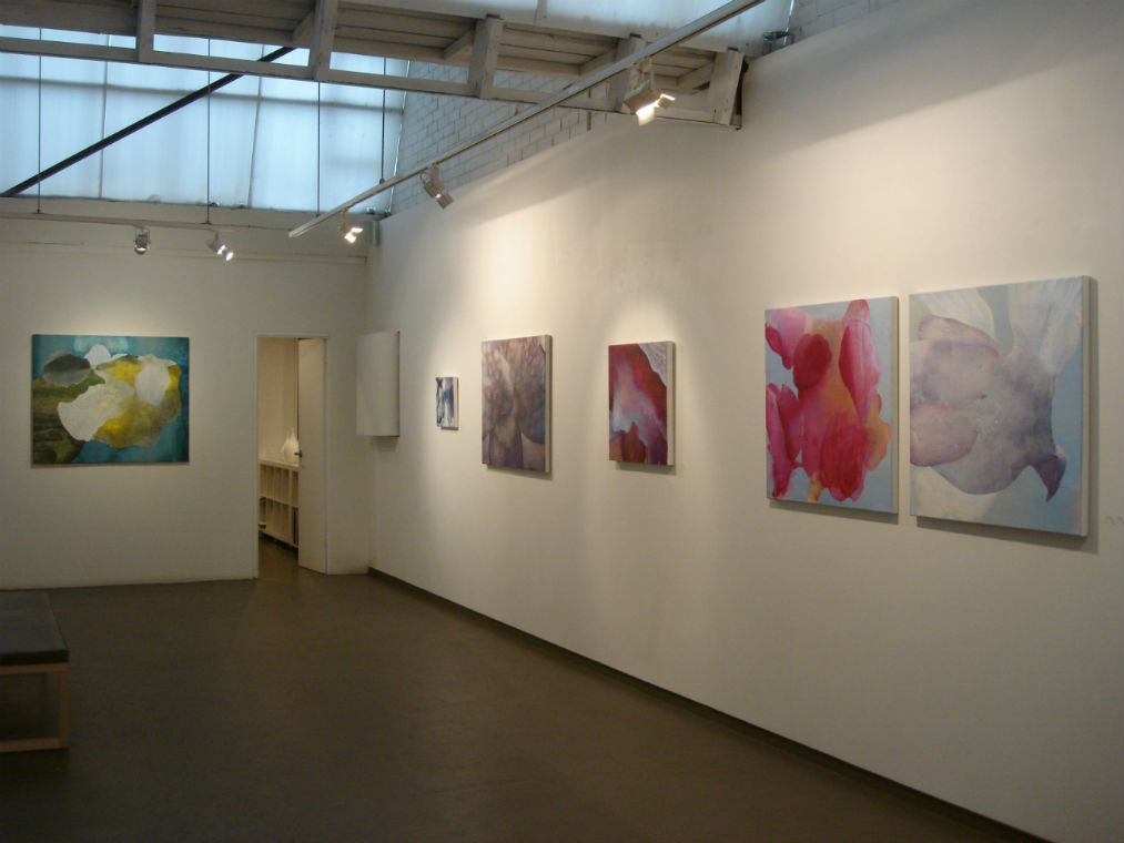 We are as clouds (installation view)