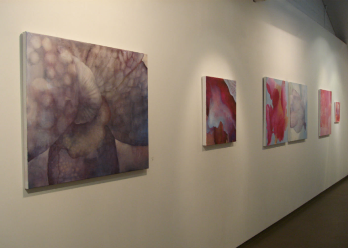 We are as clouds (installation view #1)