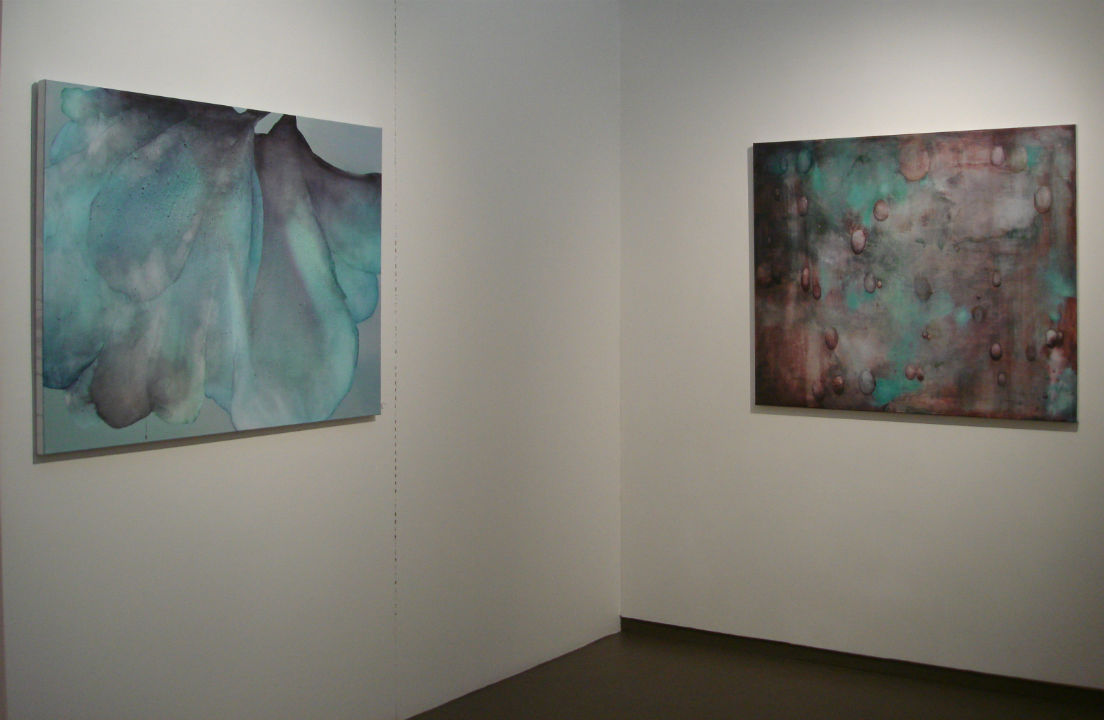 We are as clouds (installation view #2)