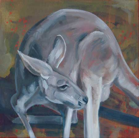 Small Kangaroo 2 - Twisting