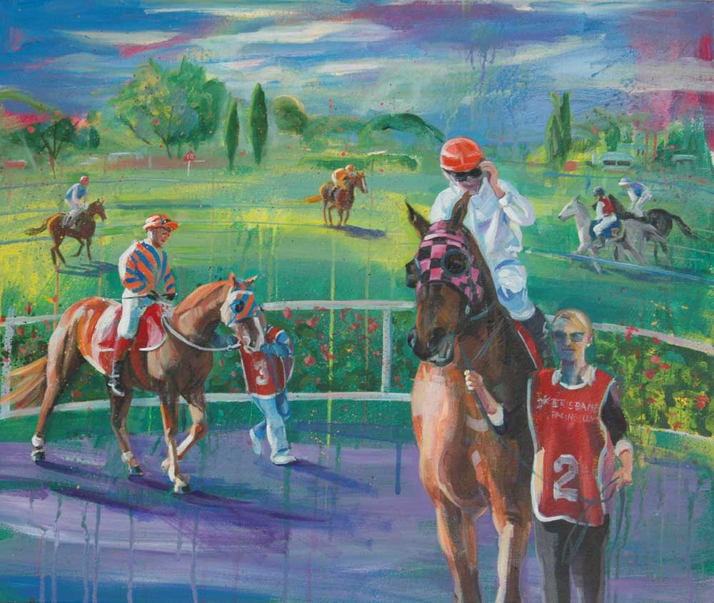 Racetrack 3 - The Mounting Yard