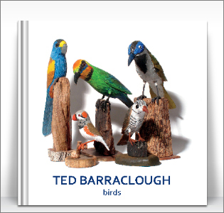Ted Barraclough - birds